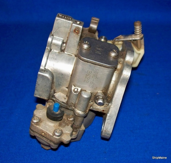 how to clean mercury outboard carburetor