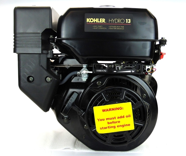 New 12 Hp Kohler Command Pro Cs Engine Hydro 13  Cs12t 2 U0026quot L