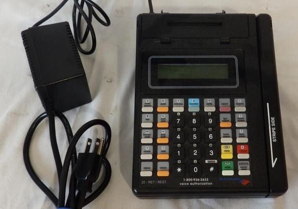 retail credit card machine