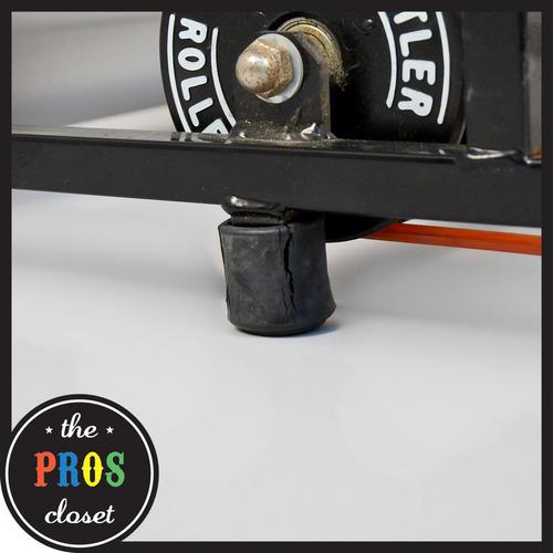 Kreitler Rollers // Black Indoor Stationary Bike Bicycle