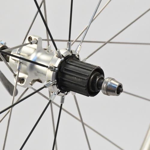 Shimano R550 wheels - Road Cycling UK