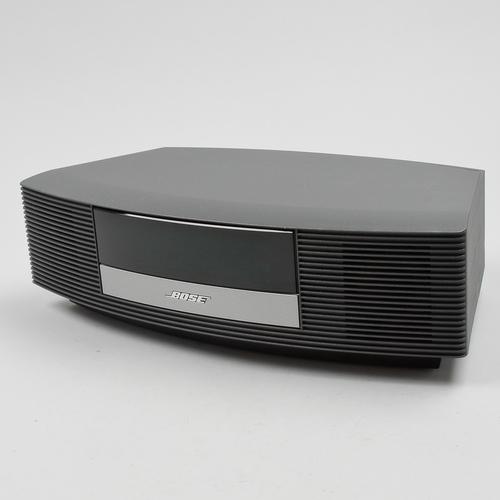 Bose Car Sound System Ebay: Bose Wave Radio III Stereo System AM/FM Graphite W/o