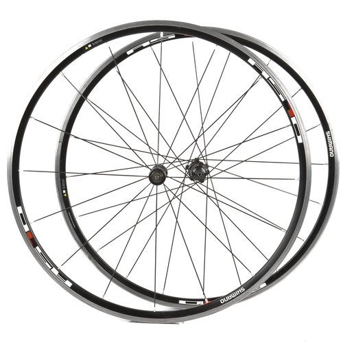 10 Speed Bike Rims : Shimano rs road bike wheel set c clincher speed