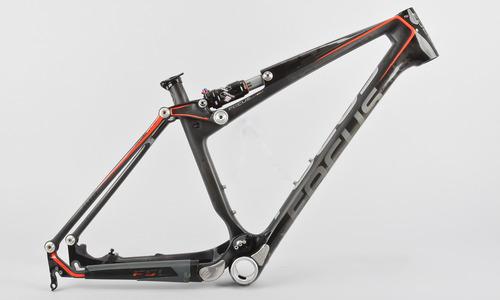 Focus Fsl Race Series Mountain Bike Frame Medium Carbon 26