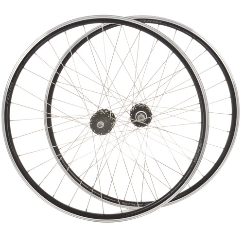 Axis Classic Track Bike Wheel Set 700c Clincher Flip Flop Single