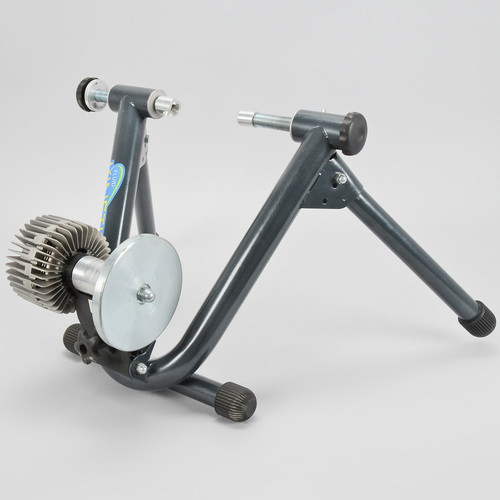 kinetic road machine fluid bike trainer