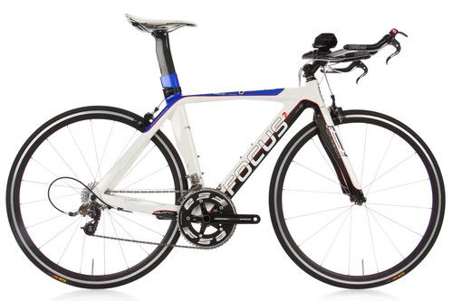 Focus Izalco Tria Carbon Time Trial Bike 55cm Medium Sram Cole Fsa