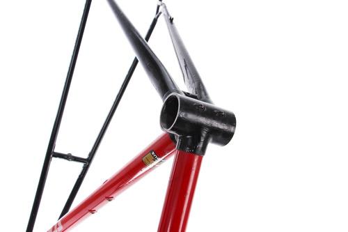 Touch Up Paint Carbon Fiber Bike Frame