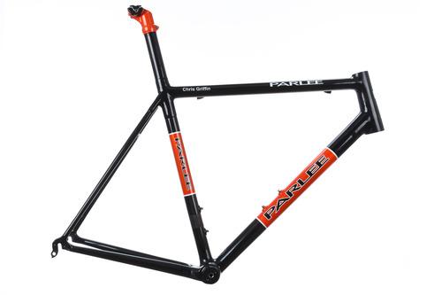 Parlee Cycles Z0 Custom Carbon Road Bike Frame M / 54cm