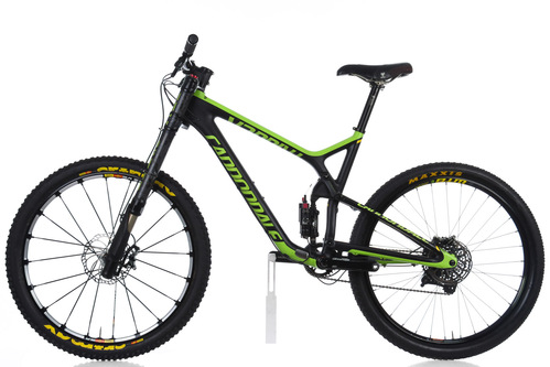 2015 Cannondale Trigger Carbon Team Mountain Bike Large 19 Carbon
