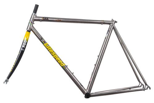1998 Litespeed Classic Road Bike Frame Set 55cm MEDIUM 3/2
