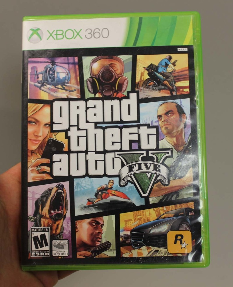 gta 5 xbox 360 | eBay - ebay.co.uk