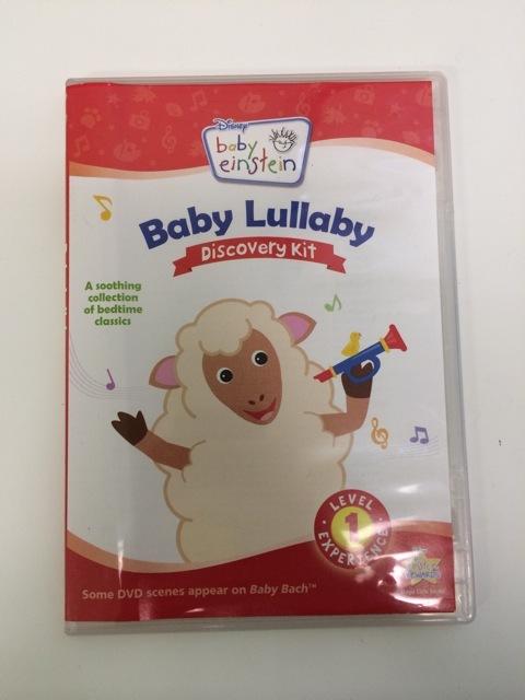 Disney baby einstein baby lullaby discovery kit dvd ebay