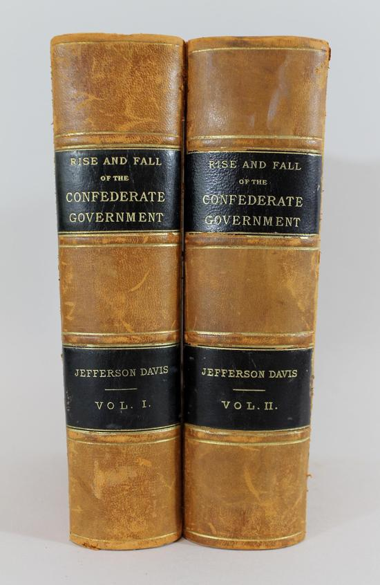 the rise and fall of the confederate government pdf