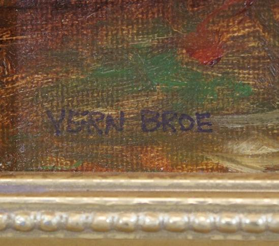 Vern Broe Paintings For Sale