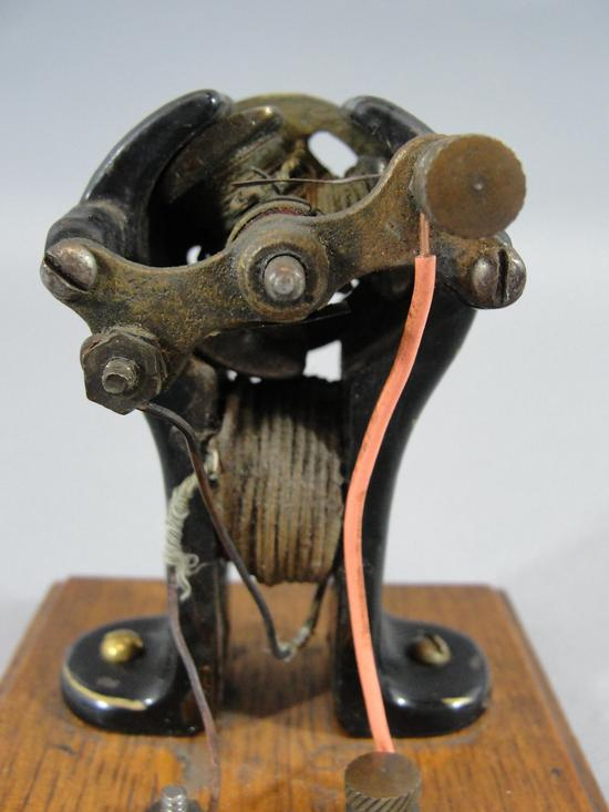 Electric Irons From The 1900s ~ Small antique circa miniature cast iron electric