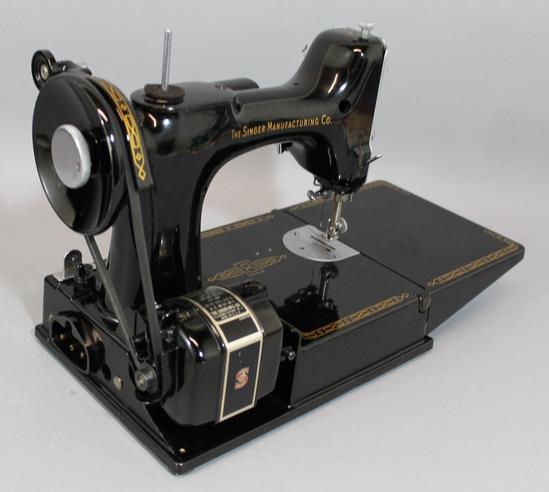 1956 singer sewing machine