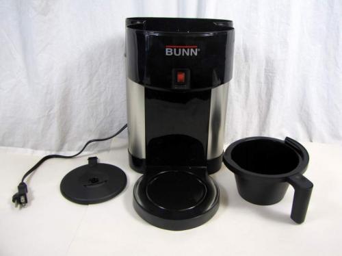 BUNN COFFEE MAKER VELOCITY BREW 10 CUP NHB MODEL