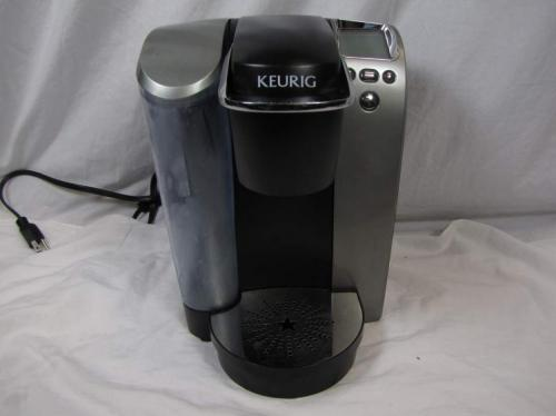 Keurig Red Coffee Maker Instructions : KEURIG PLATINUM B70 K CUP COFFEE MAKER MACHINE