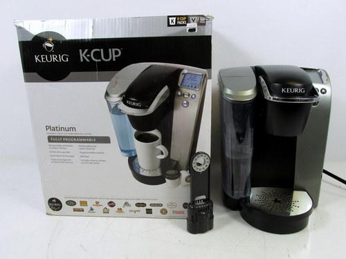 Keurig K70 B70 Platinum Single Cup Coffee Maker with XL Tank eBay