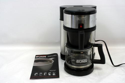 Bunn nhs b velocity brew 10 cup home coffee maker brewer for Bunn velocity coffee maker