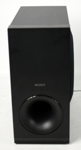 sony speaker system home theater surround sound model ss. Black Bedroom Furniture Sets. Home Design Ideas