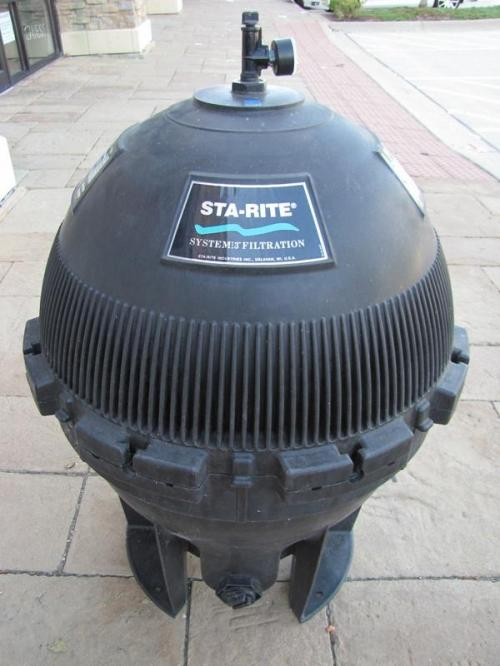 Sta Rite System 3 Modular Media Filter Model S8m150 Pool