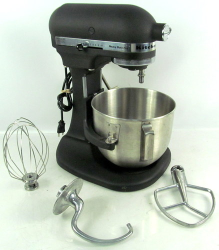 KitchenAid Heavy Duty Plus KSM50HDPBK 10-Speed Kitchen