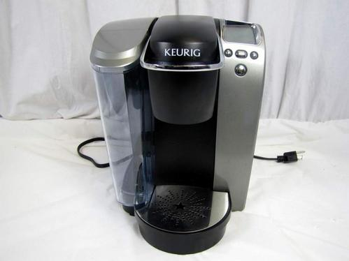 Keurig Coffee Maker Instructions : Keurig B70 Platinum Single Cup Coffee Maker WITH XL WATER TANK