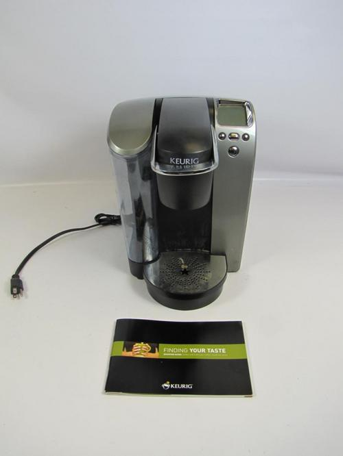 Keurig Coffee Maker Instructions : KEURIG PLATINUM B70 SINGLE CUP COFFEE MAKER MACHINE NR eBay