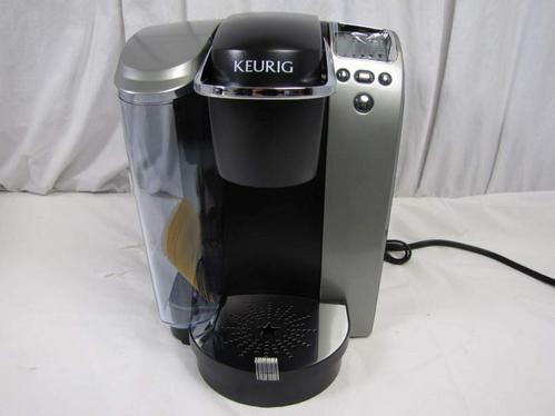 KEURIG PLATINUM B70 WITH LARGE TANK COFFEE MAKER MACHINE eBay