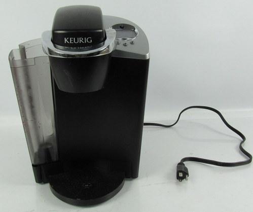 keurig b60 coffee cup maker for parts or repair ebay. Black Bedroom Furniture Sets. Home Design Ideas