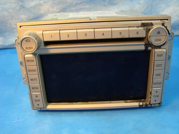 2006 09 lincoln mkx mkz zephyr navigator navigation gps. Black Bedroom Furniture Sets. Home Design Ideas