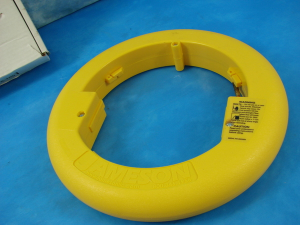 Jameson wee buddy fiberglass fish tape 1 8 x 100 39 non for Fiberglass fish tape