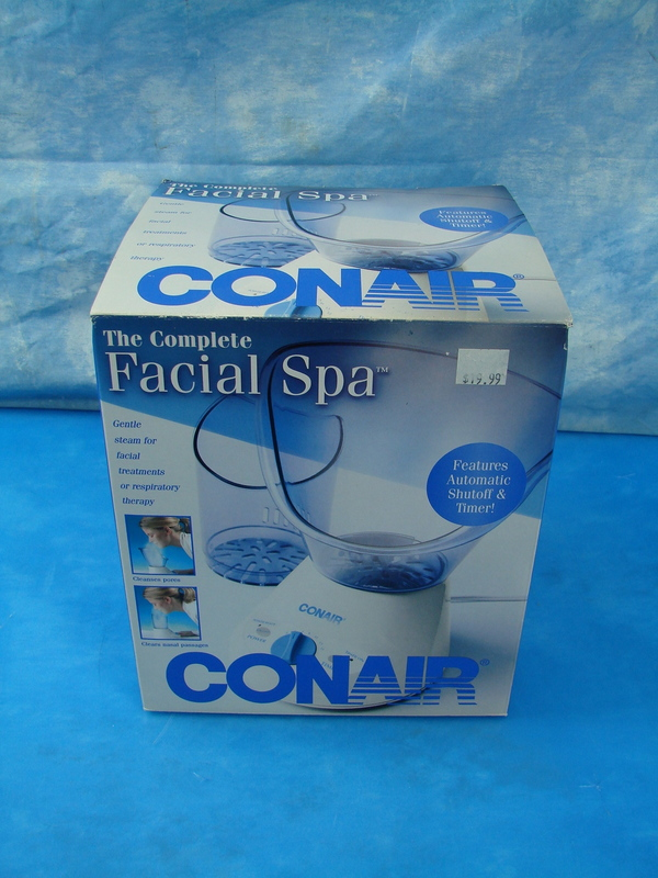 facial spa by conair