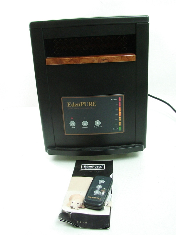 small space heater remote instructions bedroom temperature ebay