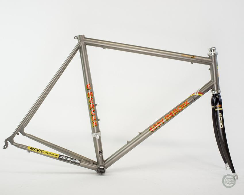 Titanium Track Frame  Shop Cheap Titanium Track Frame