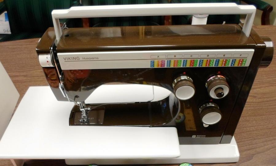 Husqvarna Manuals Sewing Machines Manuell KOSTENLOS Simple Husqvarna 610 Sewing Machine