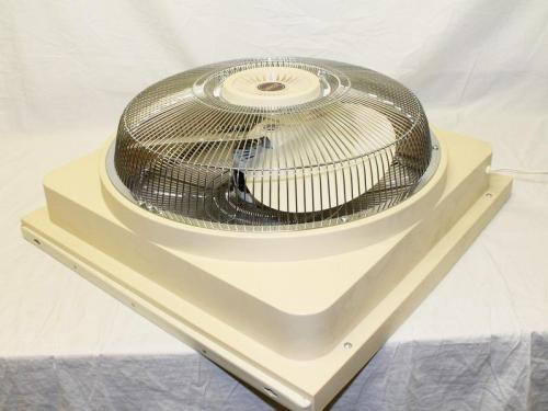 lakewood large window fan 3 speed reversible hv 18 wr ebay