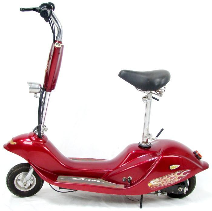 Sunl Electric Scooter Sun Amp L Red Electronic Unite Motor Sit