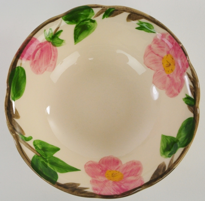 ... Rose Lot Saucers Salad Plates Fruit Bowls Gravy+Ladle Platter | eBay