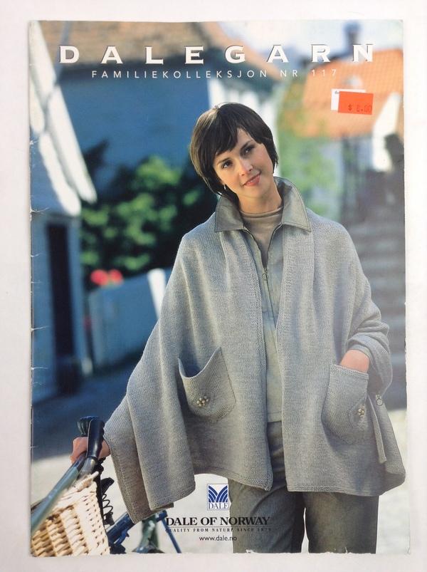 Dale Of Norway Knitting Pattern Books : DALEGARN NR. 117 by Dale of Norway Softcover Knitting Pattern Booklet eBay