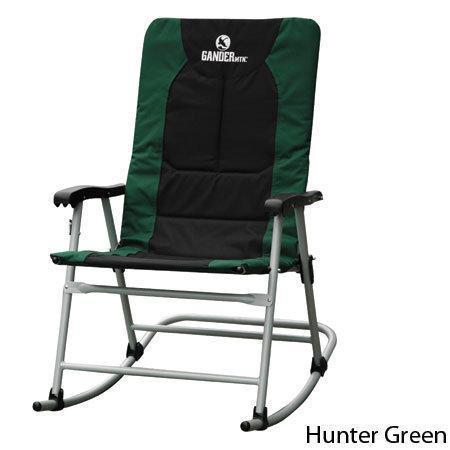 Quad Rocking Chair