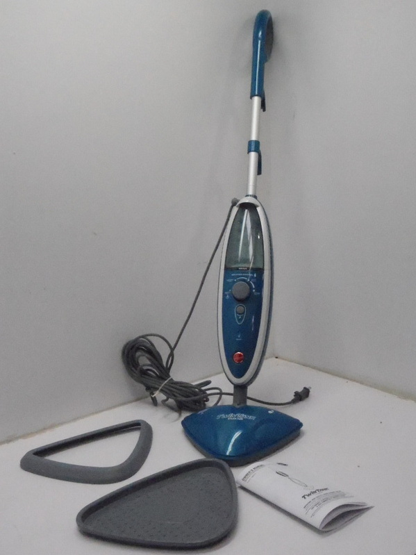 hoover twintank disinfecting steam mop wh20200 used ebay. Black Bedroom Furniture Sets. Home Design Ideas