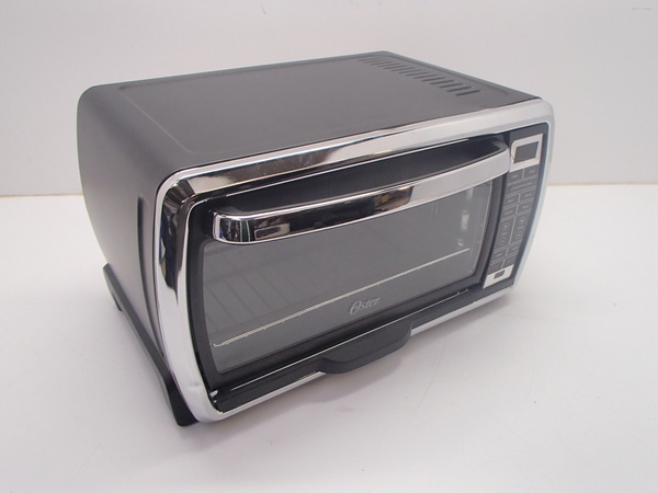 Oster Convection Countertop Toaster Oven Large Capacity Tssttvcg01 : Oster Digital Large Capacity Toaster Oven, Black/Polished Stainless ...