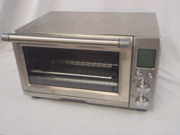 Breville Countertop Convection Oven Warranty : Breville BOV800XL Smart Oven 1800-Watt Convection Toaster Oven- For ...