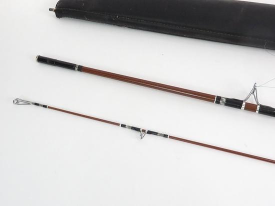 Vintage True Temper Uni Spin Professional 63 Fishing Rod