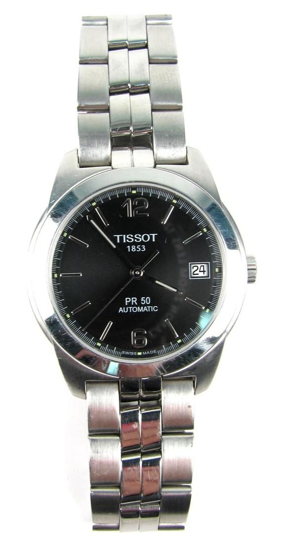 Tissot 1853 pr 50 automatic стоимость