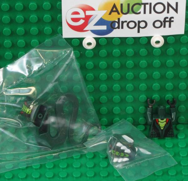 lego ninjago 9450 instructions
