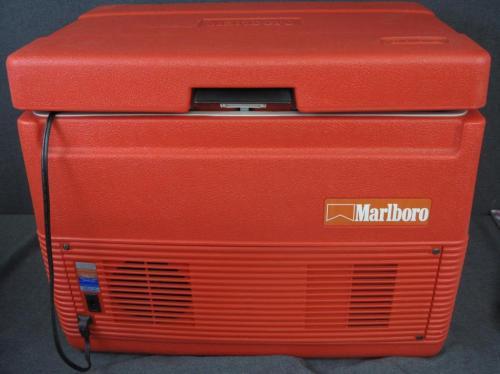 Plug In Cooler : Marlboro large plug in cooler heating ice box v dc car